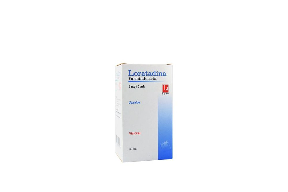 Comprar En Droguerías Cafam Loratadina Jarabe 5 mg / 5 mL